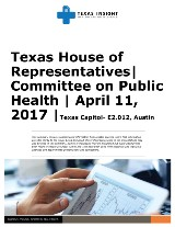 Texas House of Representatives: Committee on Public Health