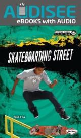 Skateboarding Street