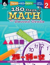 180 Days of Math for Second Grade