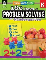 180 Days of Problem Solving for Kindergarten
