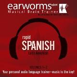 Rapid Spanish (Latin American), Vols. 1–3