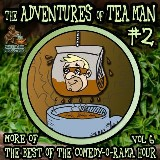 The Adventures of Tea Man, Vol. 2