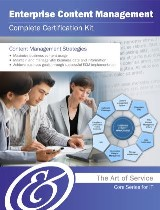 Enterprise Content Management Complete Certification Kit - Core Series for IT