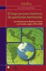 Largo proceso historico de participación territorial