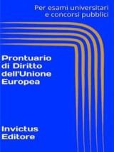 Prontuario di diritto dell'Unione Europea