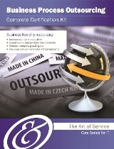 Business Process Outsourcing Complete Certification Kit - Core Series for IT