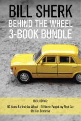Bill Sherk Behind the Wheel 3-Book Bundle