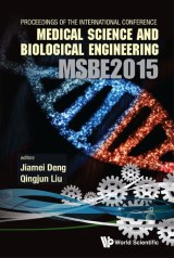 Computer Science and Engineering Technology (CSET2015), Medical Science and Biological Engineering (MSBE2015):Proceedings of the 2015 International Conference on CSET & MSBE