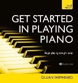 Get Started in Playing Piano