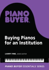 Buying Pianos for an Institution