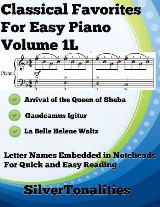 Classical Favorites for Easy Piano Volume 1 L