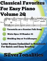 Classical Favorites for Easy Piano Volume 2 Q