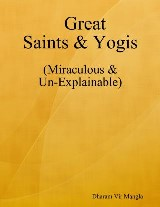 Great Saints  & Yogis