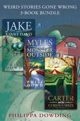 Weird Stories Gone Wrong 3-Book Bundle