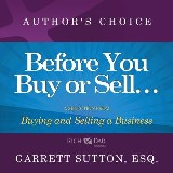Before You Begin Buying or Selling a Business