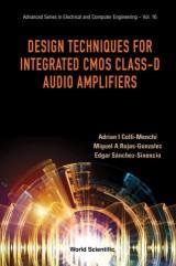 Design Techniques for Integrated CMOS Class-D Audio Amplifiers