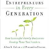 Entrepreneurs in Every Generation
