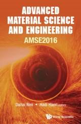 Advanced Material Science and Engineering (AMSE2016)