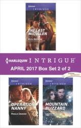 Harlequin Intrigue April 2017 - Box Set 2 of 2