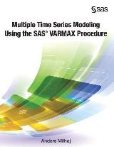 Multiple Time Series Modeling Using the SAS VARMAX Procedure