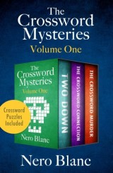 The Crossword Mysteries Volume One