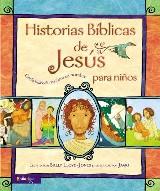 Historias Bíblicas de Jesús para niños
