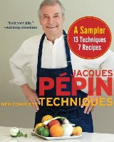Jacques Pépin New Complete Techniques Sampler