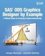 SAS ODS Graphics Designer by Example