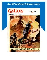 Galaxy Science Fiction July 1952