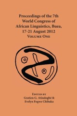 Proceedings of the 7th World Congress of African Linguistics, Buea, 17-21 August 2012