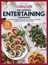 COOKING LIGHT Ultimate Entertaining Cookbook