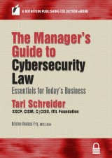 The Manager's Guide to Cybersecurity Law
