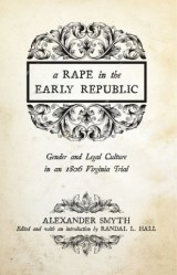 A Rape in the Early Republic