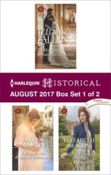 Harlequin Historical August 2017 - Box Set 1 of 2