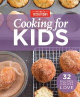 America's Test Kitchen Cooking for Kids