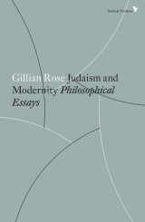 Judaism and Modernity