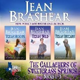 Gallaghers of Sweetgrass Springs Boxed Set One, The