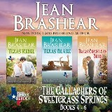 Gallaghers of Sweetgrass Springs Boxed Set Two, The
