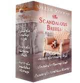 The Scandalous Brides: Books 1-3