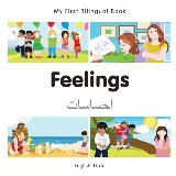 My First Bilingual Book–Feelings (English–Urdu)
