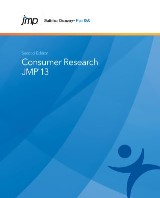 JMP 13 Consumer Research, Second Edition