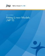 JMP 13 Fitting Linear Models, Second Edition