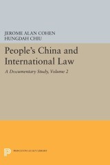 People's China and International Law, Volume 2
