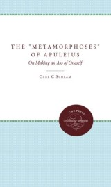 The Metamorphoses of Apuleius
