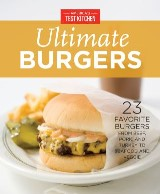 America's Test Kitchen Ultimate Burgers