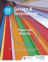 AQA GCSE (9-1) Design and Technology: Paper and Boards