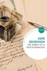 The Marks of a Psychoanalysis