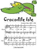 Crocodile Isle - Easiest Piano Sheet Music Junior Edition
