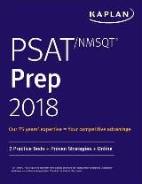 PSAT/NMSQT Prep 2018
