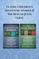 Classic Children's Adventure Stories and The Best of Jules Verne